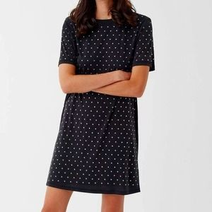 Splendid-Eclipse Sandwash Studded Dress